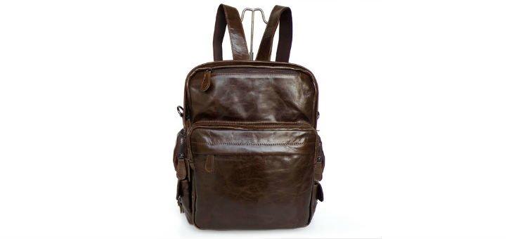 753eb45f Кожаные рюкзаки в интернет-магазине «Mr. Sumkin». Покупайте женские и мужские  рюкзаки из кожи по скидке.