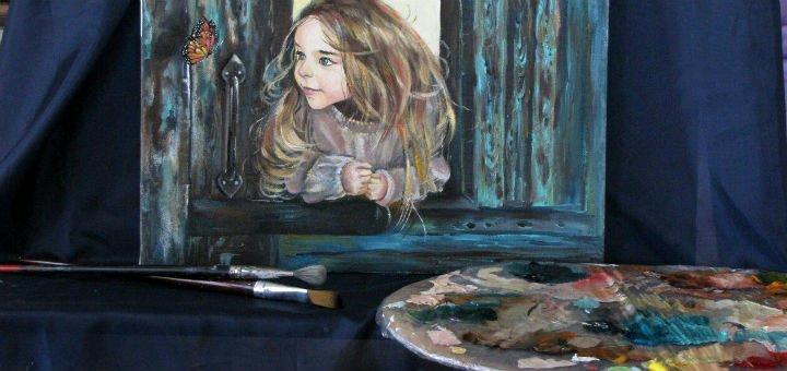 Картинки по запросу Картины на заказ в студии студии  «Клуб да Винчи»