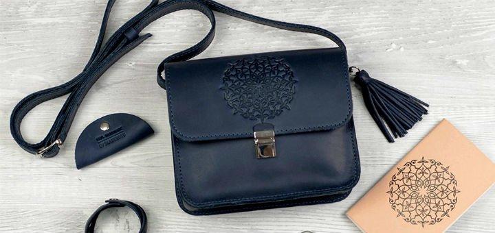 9f99730b29e3 Кожаные сумки и наборы аксессуаров в интернет-магазине «BlankNote» в Киеве.  Покупайте мужские и женские сумки из натуральной кожи по акции.