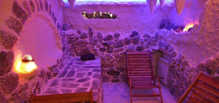 соляна-печера