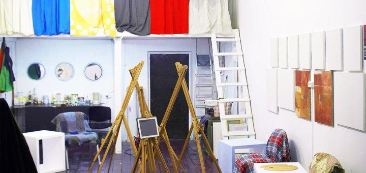Рисовать легко! 5, 10 или 15 занятий живописью в студии «Охра»!