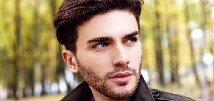 Мужская стрижка, укладка, коррекция бороды и окрашивание волос в салоне красоты «Be Queen»