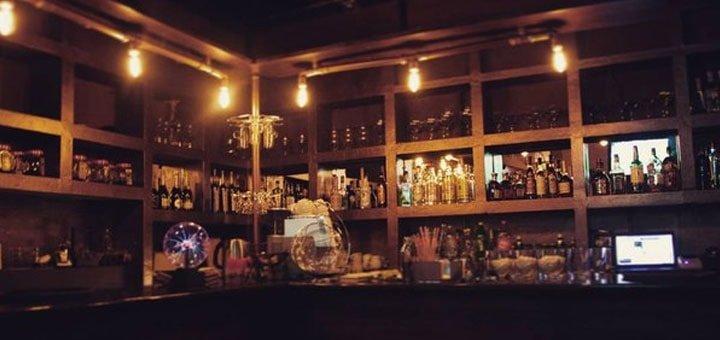 Скидка 50% на меню кухни, чай, кофе и коктейли Long в заведении «Bar Edison»