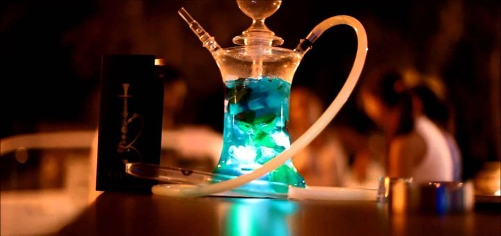 Скидка до 51% на кальян с чаем или коктейлями в сети кальянных «Hookah Nights»