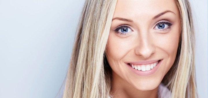 Встановлення фотополімерних пломб та лікування глибокого карієсу в стоматології «Три В»