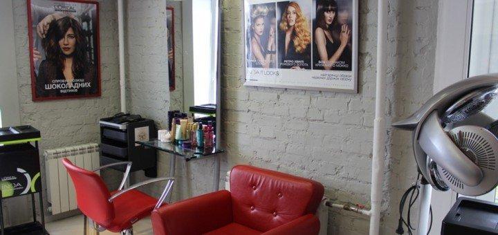 Голливудский образ от салона красоты ART-S!