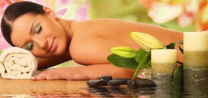Расслабляющий релакс-массаж всего тела в SPA-студии «Bliss»
