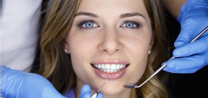 Сертификат на диагностику, лечение, пломбирование, чистку зубов и другие услуги в стоматологии «МЕГА СТОМ»
