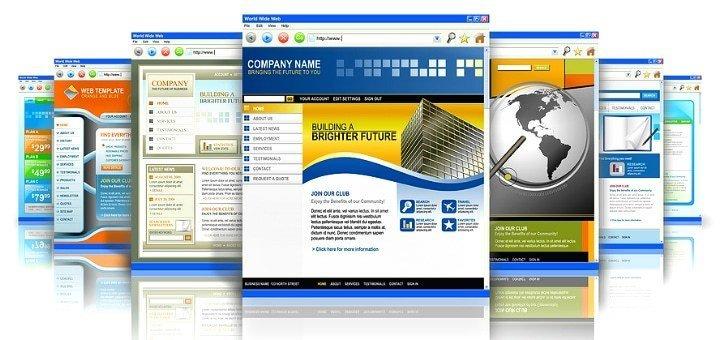 Создание сайта-визитки, корпоративного-сайта, Landing Page или интернет-магазина от компании «NUCLEO»
