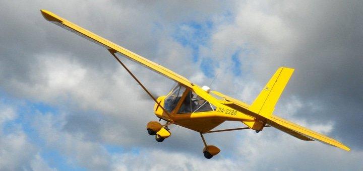 Скидка до 39% на полет на ультралегком самолете А-22 от компании «Sun Line»