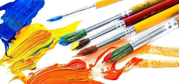 Занятия масляной или акварельной живописью в студии живописи «Art Garden»