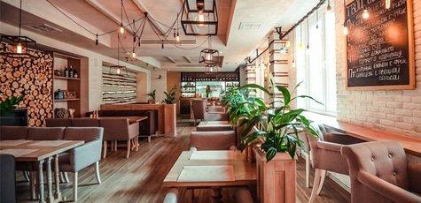 Скидка в сети ресторанов «Carpaccio Cafe»