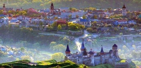 Экскурсионный тур «Каменец-Подольский + Хотин»