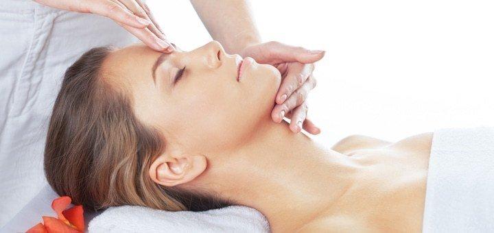 До 10 сеансов массажа лица в студии «Эстетика тела»