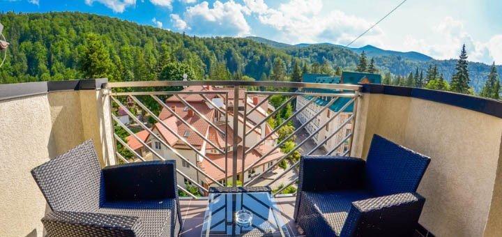 От 3 дней VIP-отдыха для двоих по системе «Все включено» в «Романтик СПА-отель» в Яремче