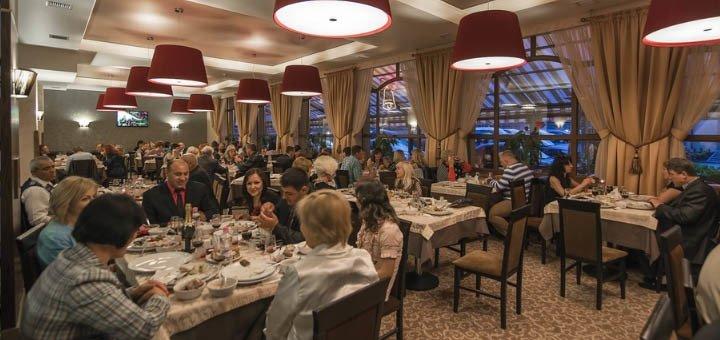 От 3 дней VIP-отдыха для двоих без питания в «Романтик СПА-отель» в Яремче