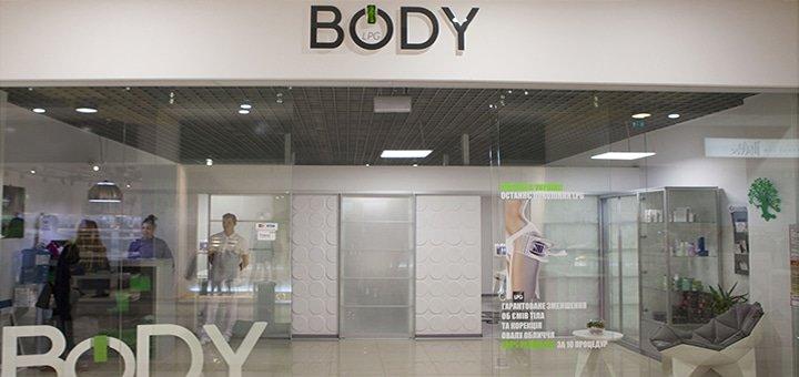 Маникюр и педикюр с покрытием гель-лак в сети салонов «BODY LPG»