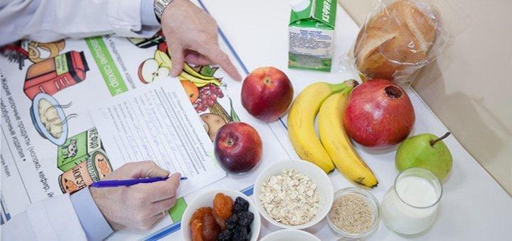 Пищевой тест на переносимость продуктов в гомеопатическом центре «Здрава»