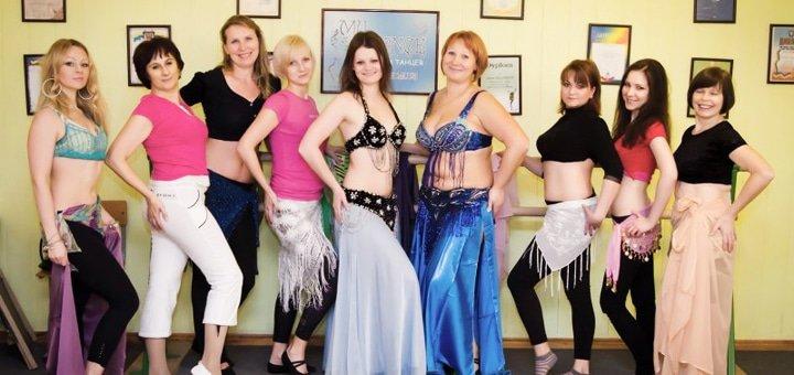 8 занятий по любым направлениям танцев в студии «My Dance Studio»
