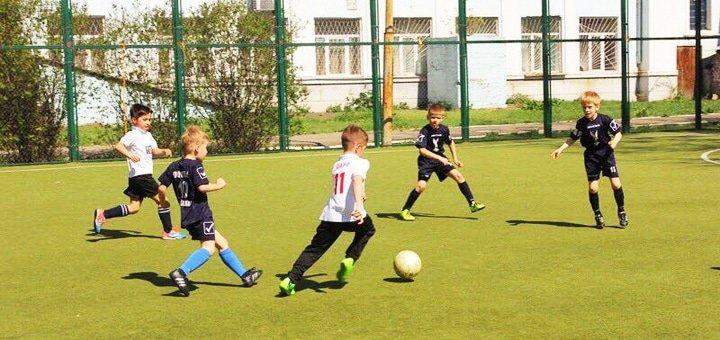 До 16 занятий в Футбольной Академии Раннего Развития «FARR»