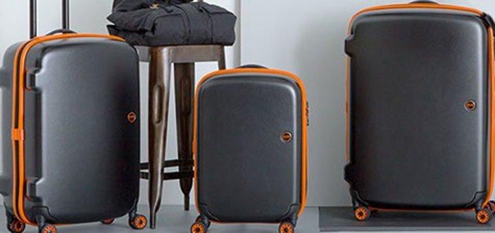 Скидка 37% на японские чемоданы Lojel в интернет-магазине «ATTRIBUTE»