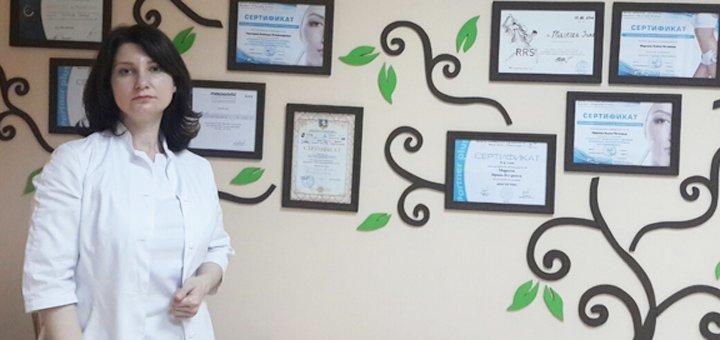 Скидка 50% на сеанс стоун-терапии (общего массажа) в кабинете «Medical Aesthetics»