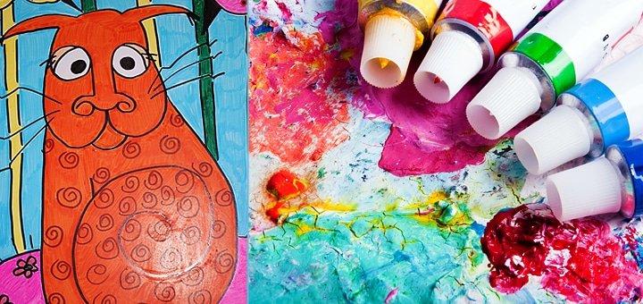 5, 10 или 15 занятий живописью маслом в студии живописи «Охра»!
