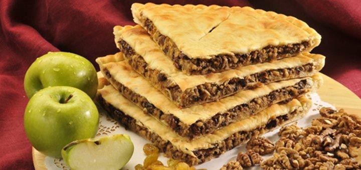 Сертификат на покупку любой продукции осетинской пироговой «5 пирогов»