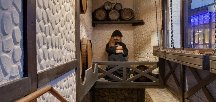 Скидка 30% на все меню в шикарном грузинском ресторане-дегустационной «Vano Ivano Marani»