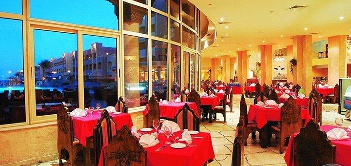 Лучшие цены на незабываемый отдых в Египте Хургада в отеле Sunny Days El Palacio Resort & SPA 4*(All Inclusive)