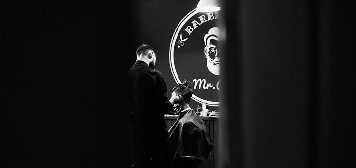 Курсы барберов для одного или для двоих в школе барберов от «Mr. Cash Barbershop»