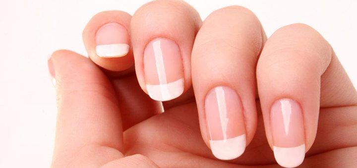 Маникюр, покрытие гель-лаком, укрепление ногтей IBX в салоне красоты «ЄвроПерукарня»