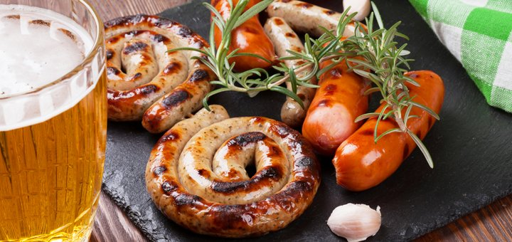 Скидка до 40% на все меню кухни и на бар в пабе «Тироль»