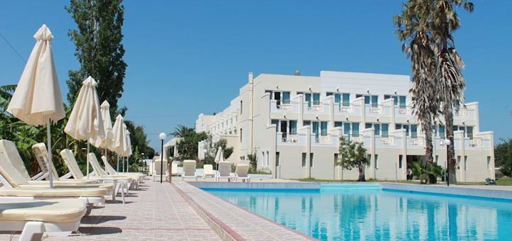 Скидка 10% на отпуск в Греции 10 ночей Sunset Hotel 2*