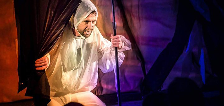 Билеты на спектакль Империя ангелов в театре «Визави»