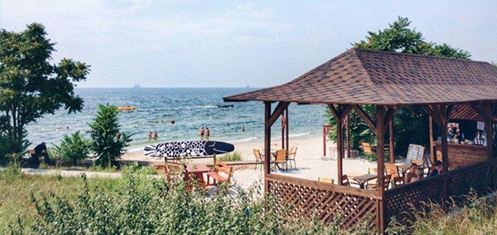 От 3 дней отдыха в июне в отеле с бассейном «San Marino» в поселке Морское рядом с Коблево