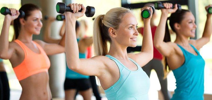 Безлимитные абонементы по любым направлениям в фитнес-зале «EveryDay» на Контрактовой и Лукьяновке