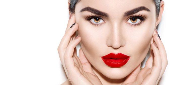 Перманентный макияж век, губ или бровей в салоне «Helena Exclusive & Beauty Soul Studio»