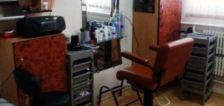Стрижка, укладка, восстановление волос, омбре, шатуш, вуаль в кабинете красоты «50/50»