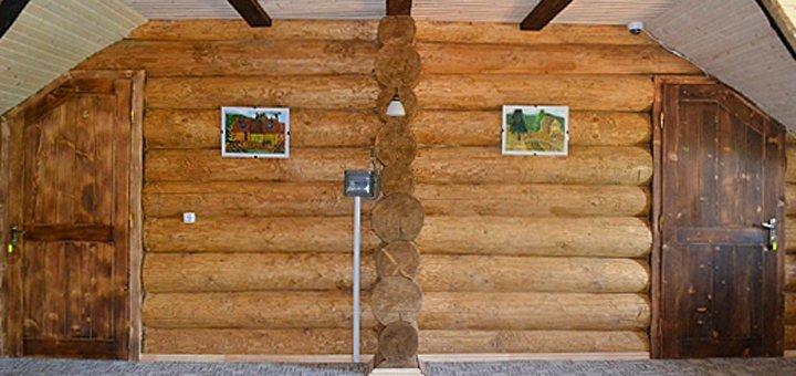 От 3 дней летнего отдыха для двоих в отеле «Еко Дім» в Изках