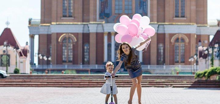 Выездная фотосессия на выбор с фотографом Денисом Сухининым