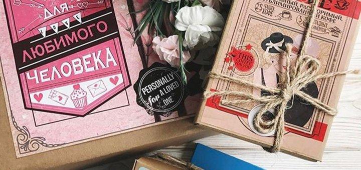 Скидка 25% на большие шоколадные наборы в интернет-магазине «Shokopack»