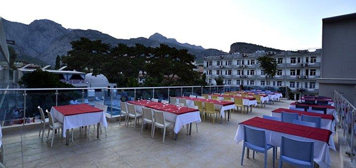 Лучшие цены на отдых в Турции, Кемер, Бельдиби, Synosse Hotel 4* (All Inclusive)