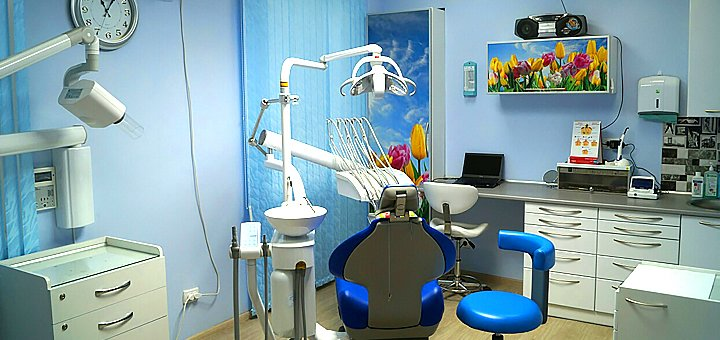 Уз-чистка зубов и Air Flow в клинике доктора Воробьевой «Vorobiova dental clinic»