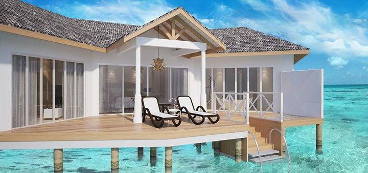Лучшее предложение на отдых на Мальдивах, Cinnamon Dhonveli Maldives 4* (BB – завтраки)