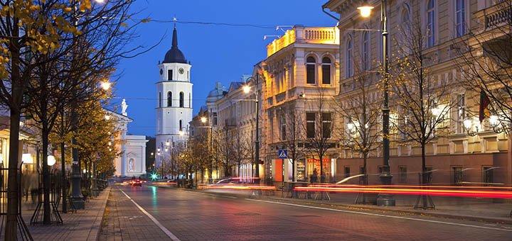 Скидка 60% на тур выходного дня в Литву из Киева от туроператора «INTERLUX Ukraine»