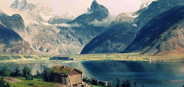 Скидка 40% на круиз по Скандинавии из Киева от туроператора «INTERLUX Ukraine»