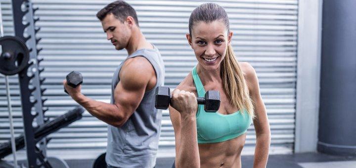 Скидка 50% на безлимитный абонемент от фитнес-клуба «F1 Fitness»