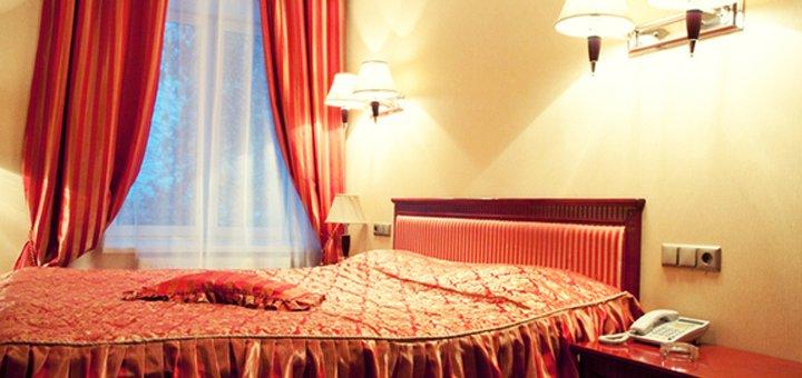От 3 дней отдыха с пакетом «All SPA» в роскошном отеле «Royal Sun Geneva» в Трускавце
