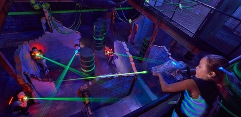 Laser-tag-all-ages